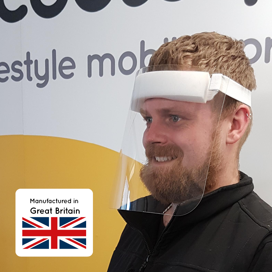 Face Shield - Made in UK