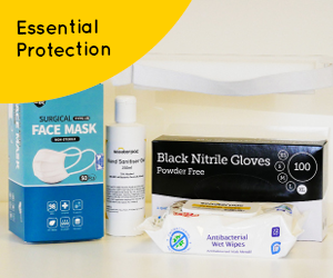Essential PPE Protection Pack